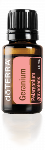 Geranium_15mL_Oil Single_Product_doTERRA Owned_US_transparent_reflection